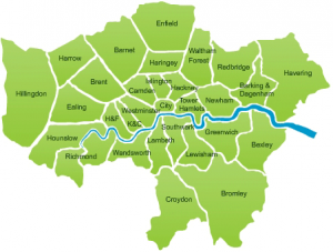 london-area-map