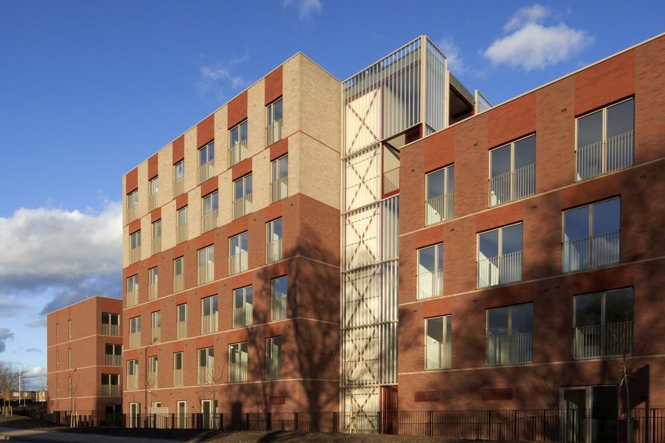 Sustainable-housing-development-London
