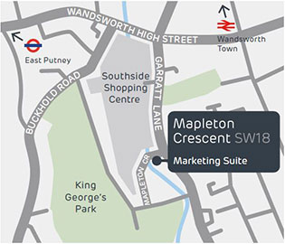 Pocket Edition - Mapleton SW18 Wandsworth